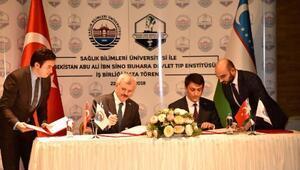 Türkiye'den Özbek doktorlara tüp bebek eğitimi