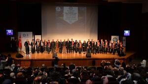 Uludağ Üniversitesinde buruk kutlama
