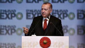 Son dakika: Cumhurbaşkanı Erdoğandan önemli açıklamalar