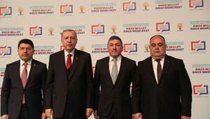 Erdoğan adayları açıklıyor (1)