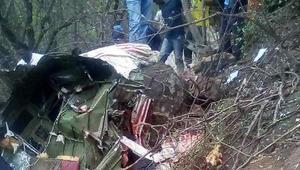 Zimbabvede uçak kazası: 5 ölü