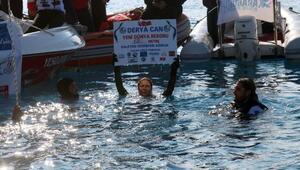 Derya Can, Salda Gölünde dünya rekoru kırdı