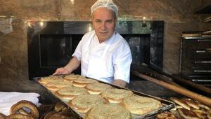 Bursalıların asırlık damak tadı tahinli pide