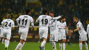 Beşiktaşın gençleri parlıyor