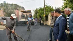 Uludağ: Yıl sonuna kadar asfalt hamlemiz sürecek
