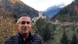 En görkemli kaleye, Vali Çeber'den ziyaret