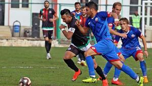 Diyarbekirspor - Ankara Adliyespor: 1-1
