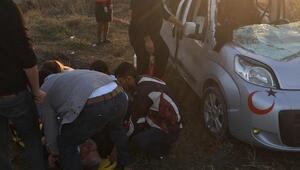 Adanada kaza: 8 yaralı