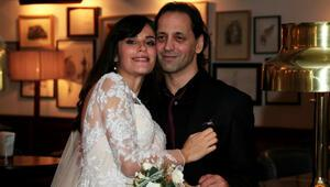 Kaan Tangöze ile Kıvılcım Ural evlendi