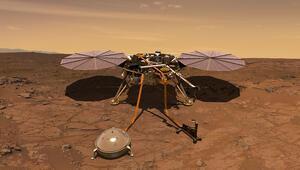 NASA Mars kaşifi Insightı indirmeye hazırlanıyor