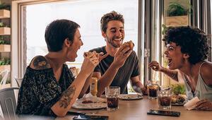 Yeme eyleminin mutlulukla muhabbeti