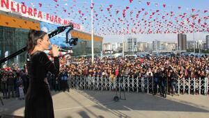 Şanlıurfada, Sevcan Orhan konseri