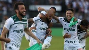 Melolu Palmeiras şampiyon oldu