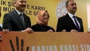 Soylu: HDPlilerin kadına şiddeti gündeme getirdiğini göremezsiniz, patronları kızar