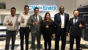 CW Enerji, Afrika pazarında