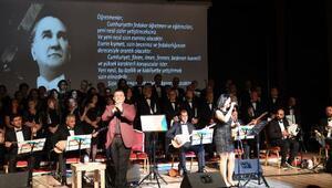 Konyaaltı THM Korosundan konser