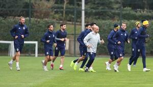 Fenerbahçe'de Dinamo Zagreb maçı hazırlıkları başladı
