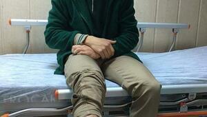 Lise öğrencisi başı boş köpeklerin saldırısına uğradı