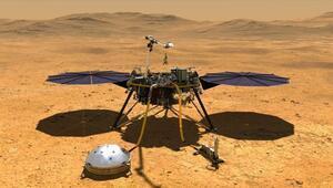 NASAnın Mars kaşifi Insightın Marsa inişini CANLI seyredin
