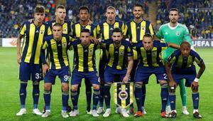 Fenerbahçeden bambaşka kadro Avrupa seferine...