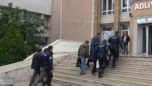 Tekirdağdaki rüşvet operasyonunda 8 tutuklama