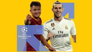 Cengiz Ünderli Roma, Real Madridi ağırlıyor iddaada TEK MAÇ...
