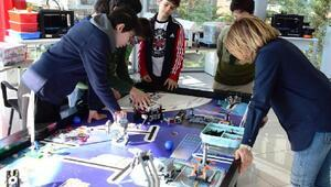 Kod akademi ile çocuklar uzayda yaşamı tasarlıyor