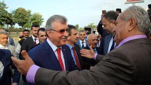 1,5 ay önce Çaykura atanan Yüce, AK Partinin Sakarya büyükşehir adayı oldu