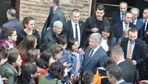 Makedonya Cumhurbaşkanı Ivanov, İzniki ziyaret etti