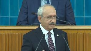 Kılıçdaroğlu'ndan grup toplantısında önemli açıklamalar