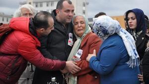 Şehit Albay Şaylan ve Astsubay Bekli son yolculuklarına uğurlandı