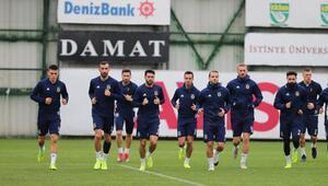 Fenerbahçede Dinamo Zagreb maçı hazırlıkları