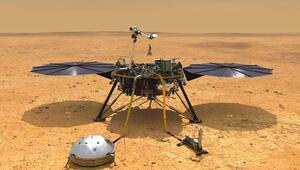 InSight, Marstan yeni bir görüntü paylaştı
