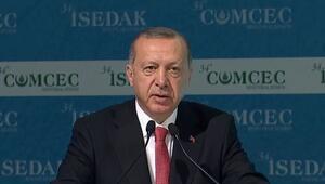 Cumhurbaşkanı Erdoğandan önemli mesaj: Başka çıkış yolu yok
