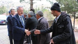 Vali Seymenoğludan Uluborluya ziyaret