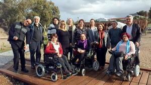 İzmir Engelli Meclisleri Birliği, Foçada toplandı