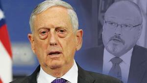 ABD Savunma Bakanı Mattisten ses kaydı açıklaması