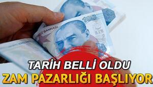 2019 yılında asgari ücret zammı ne kadar olacak Asgari ücret komisyonu ne zaman toplanacak
