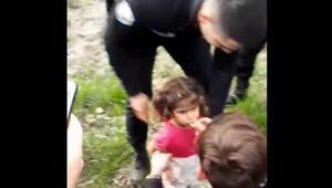 Kaybolan çocuk, 8.5 saat sonra bulundu