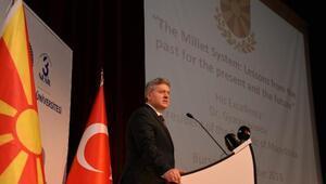Makedonya Cumhurbaşkanı Ivanov, Bursada üniversitelilerle buluştu