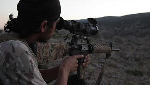 ÖSO ile terör örgütü YPG/PKK arasında çatışma