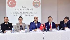 Vali Demirtaş: Adanamızı ülkemizin parlayan yıldızı haline getirmek için çalışıyoruz