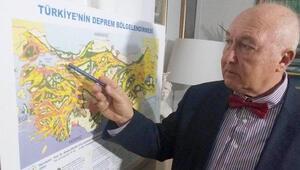 Deprem profesöründen kritik İstanbul uyarısı: Avrupa yakası...