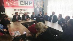 CHP'nin yeni Merkez İlçe Başkanı Doğan Yıldızhan görevine başladı