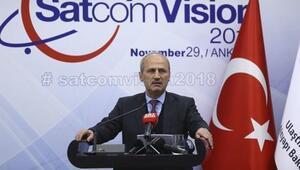 Bakan Turhan: Türksat 6A'nın tasarım aşamasının sonuna yaklaşıldı