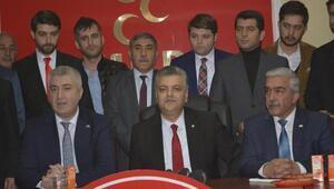 Sarraf Derneği Başkanı İncetoprak, MHPden Melikgazi'ye Belediye Başkanı aday adayı oldu