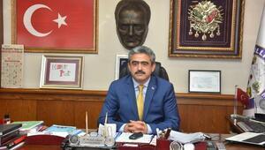 Nazillide Başkan Alıcık 3üncü kez aday gösterildi