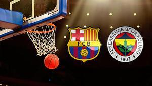 Barcelona Fenerbahçe basket maçı ne zaman saat kaçta hangi kanalda