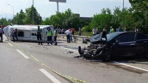 Servis sürücüsünün öldüğü kazada, 2 sanık için 15er yıl hapis talebi