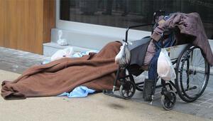 Dilendiği tekerlekli sandalyesinde ölü bulundu
